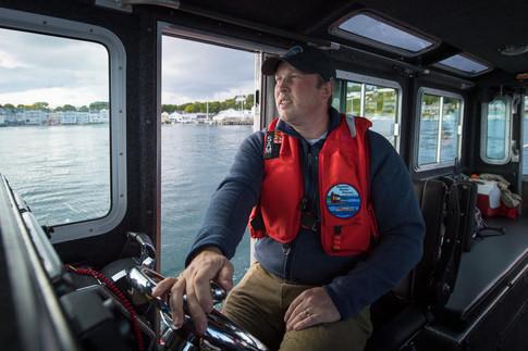 Sam Barnwell, Area Director of Mackinac Island Properties