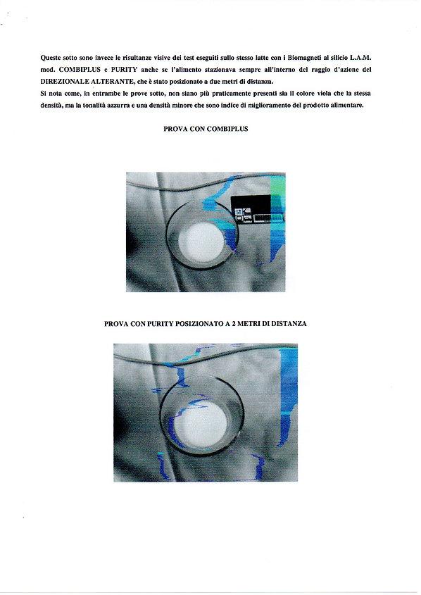 test energetico - Direzionale alterante