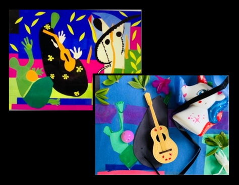 Recreating Masterpieces: Matisse