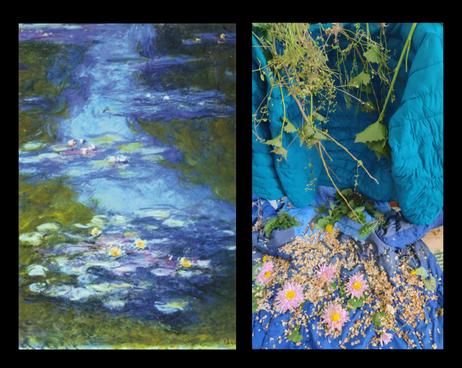 Recreating Masterpieces: Monet