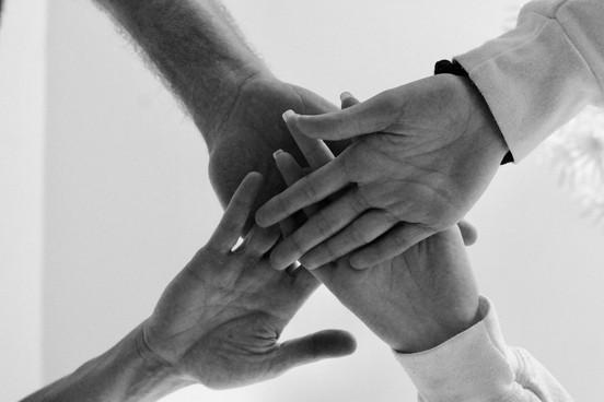 Hands in Quarantine