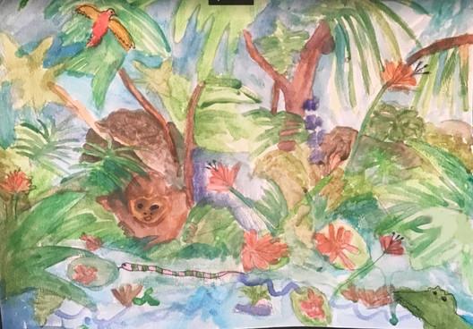 Julia's Jungle