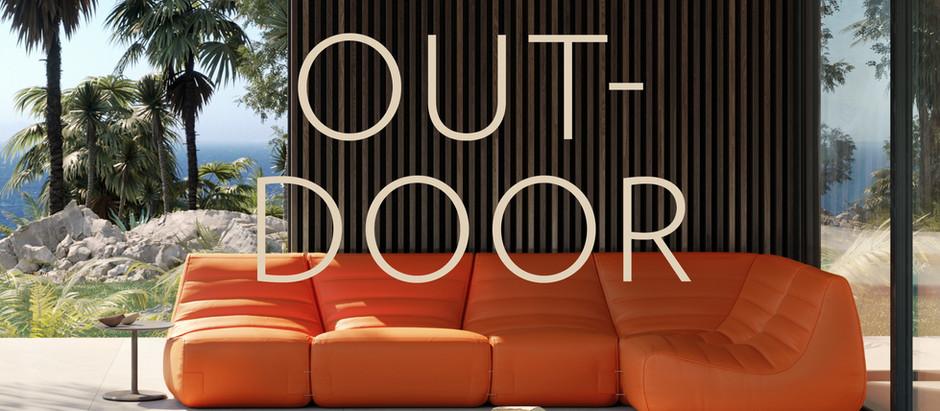 Inside Out, Outside In - Ligne Roset Outdoor 2021