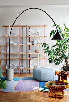 Miniforms, Ozz Arching Floor Lamp