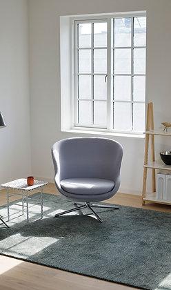Normann C, Hyg Swivel Lounge Chair