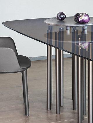 """Bonaldo, Mille Glass Table 98"""""""