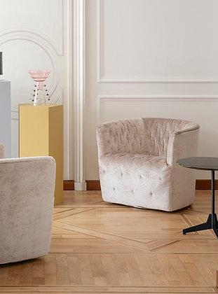 Saba Italia, Amelie Swivel Chair