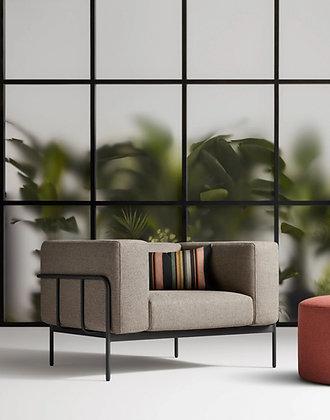 Blu Dot, Cache Outdoor Lounge Chair