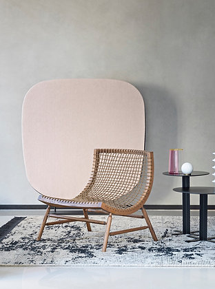 Saba Italia, Sitar Lounge Chair