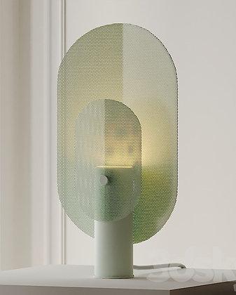 Blu Dot, Filter Table Lamp