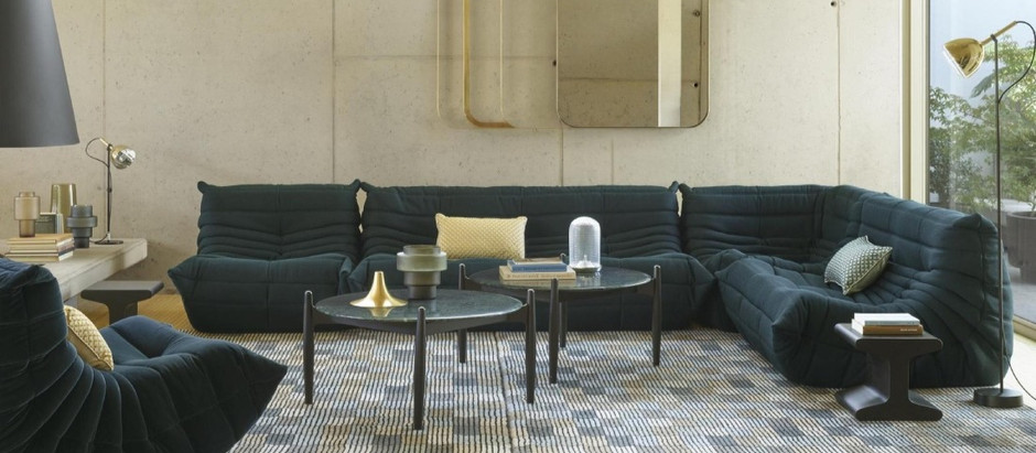 Stay Home In Style & Comfort With Ligne Roset