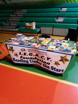 Hardeeville Elementary-Reading Event