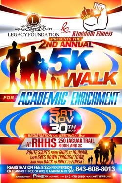 3rd Annual 5K Walk & Run