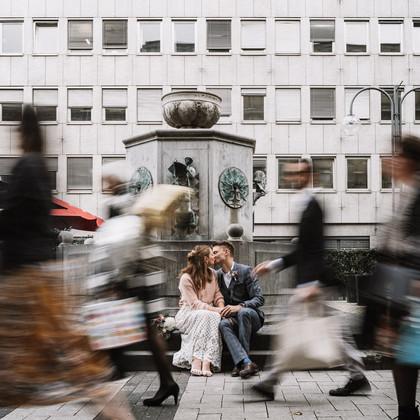 Standesamt Köln - Hochzeitsfotograf Köln