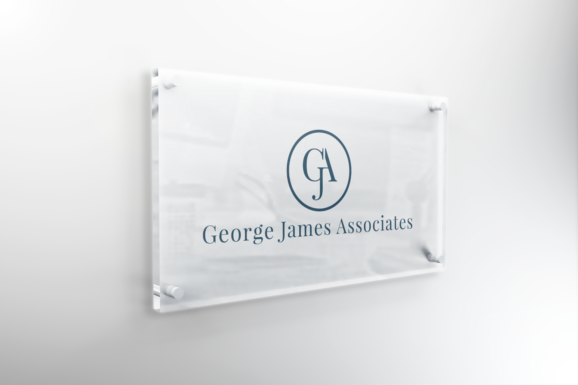 George James Sign