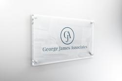 George James Sign