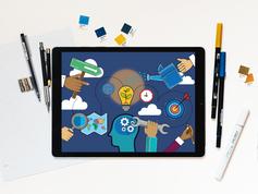 Website Illustrations: Impact Trust