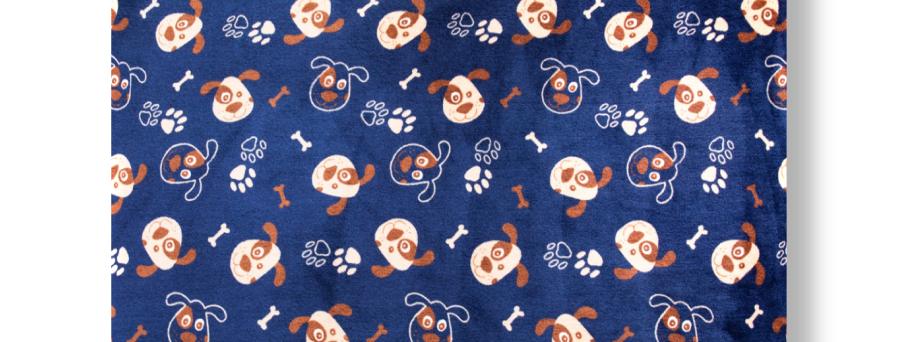 DOGS & BONES - NAVY