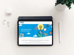 Web Banner: Impact Trust