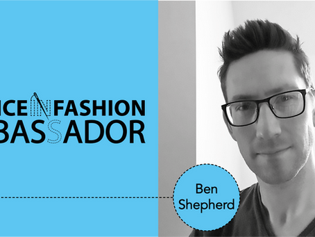 Presenting our Ambassadors: Ben Shepherd