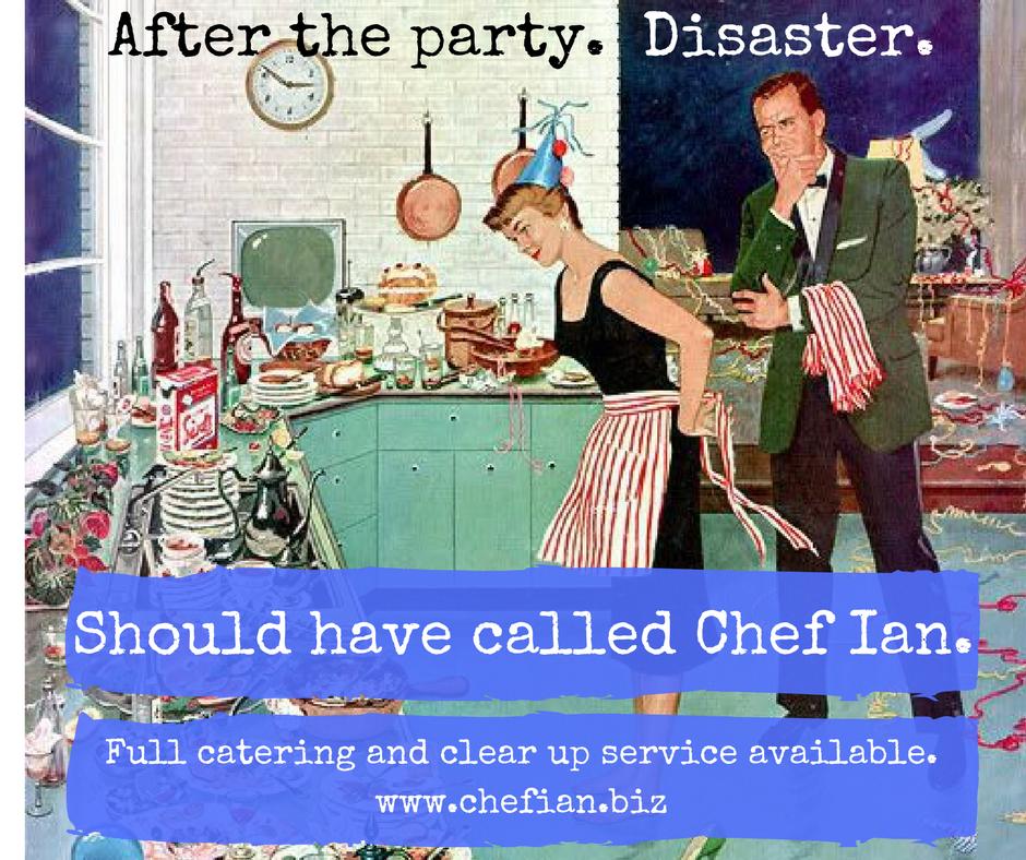 Chef Ian: Campaing 3