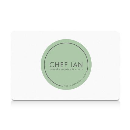 THe Real Chef Ian