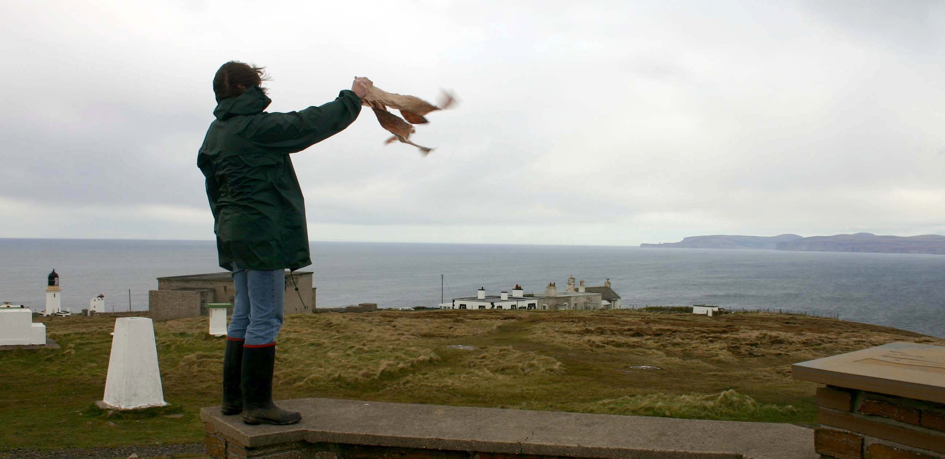 Buying the wind – wise women and the wind folklore.