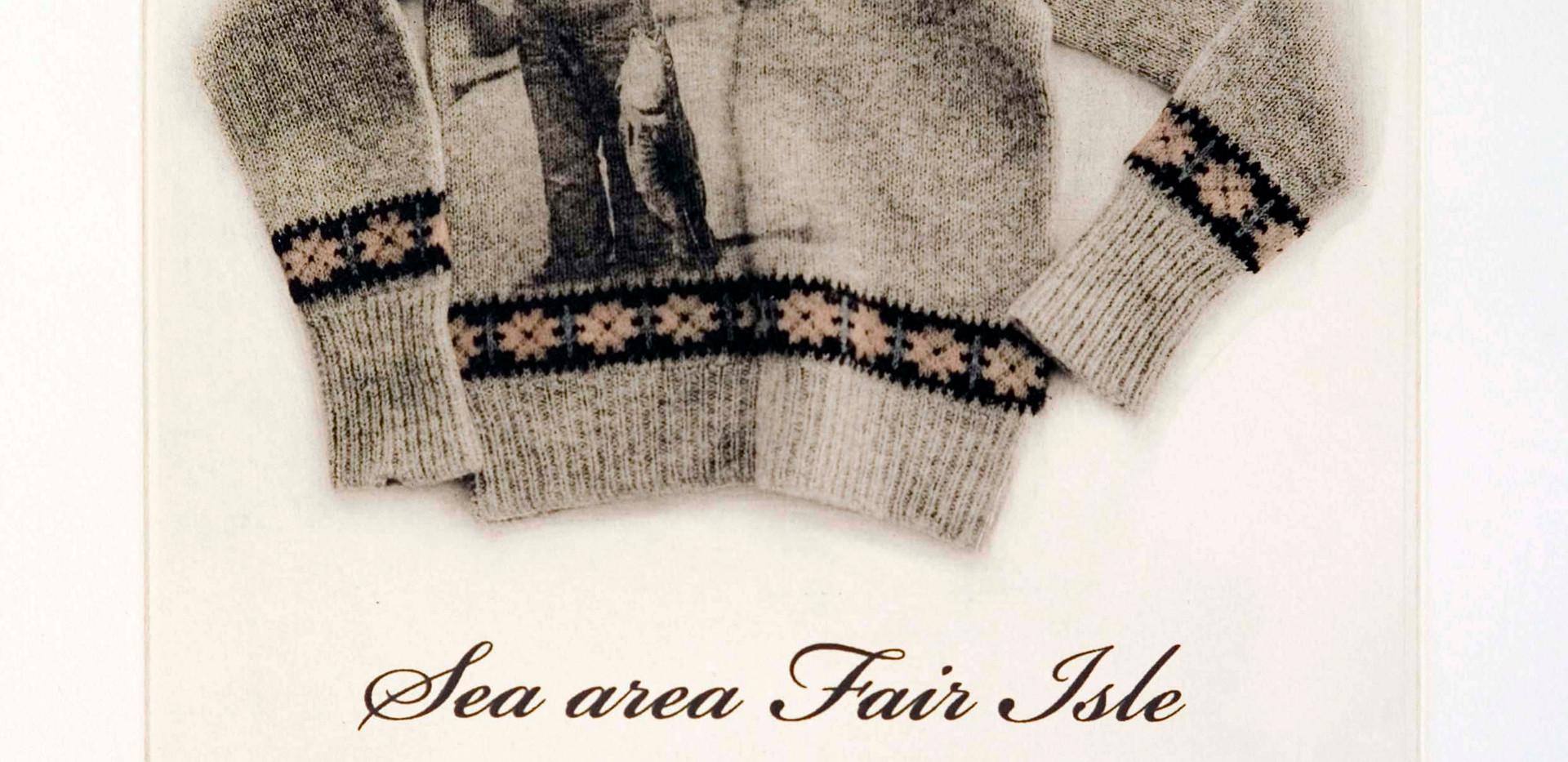 Sea Area Fair Isle