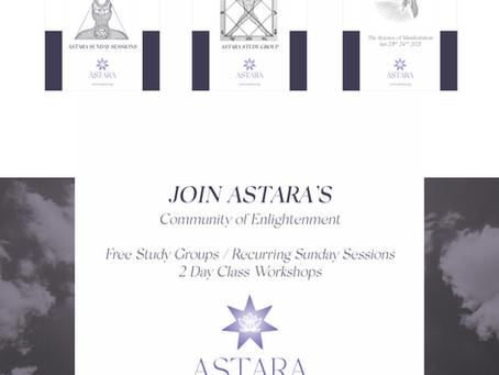Join the Community of Astara