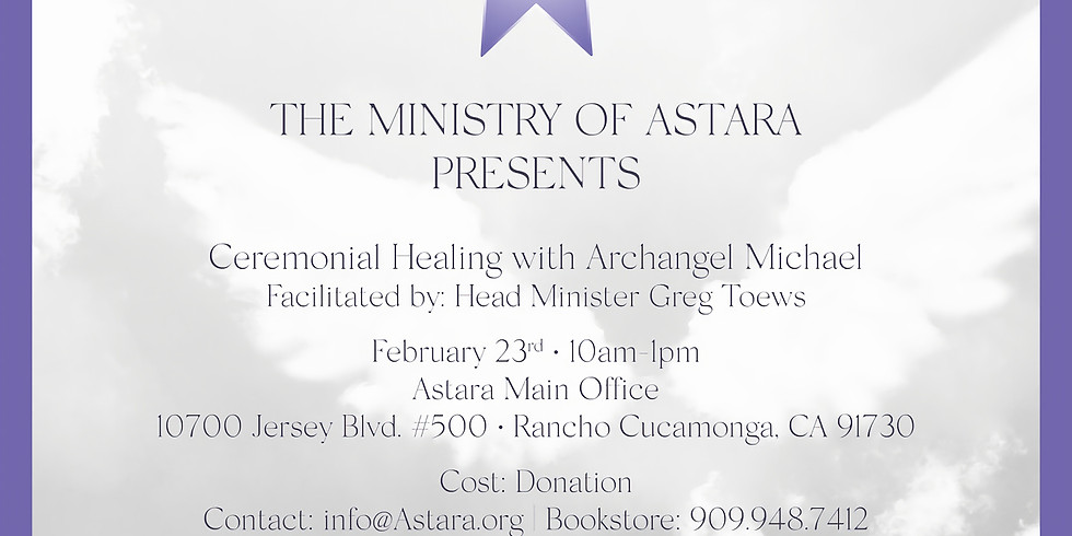 Special Healing with Archangel Michael