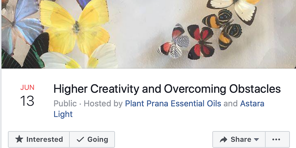 Higher Creativity and Overcoming Obstacles