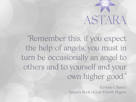 Astara Donations Help Spread the Teachings