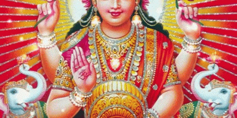 Astara's 68th Anniversary: Lakshmi Puja