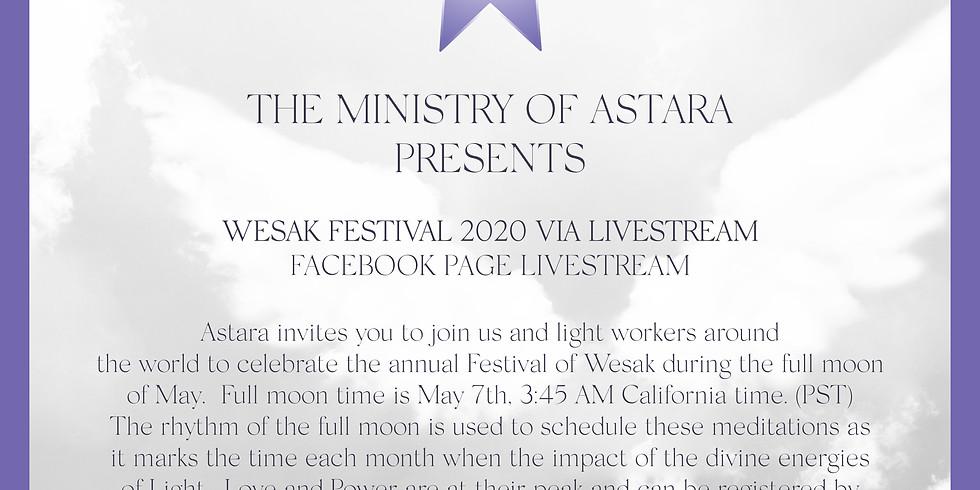 Wesak Livestream