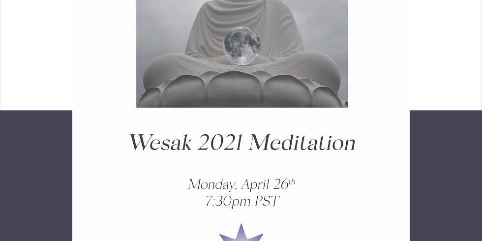 Astara's Wesak Meditation 2021