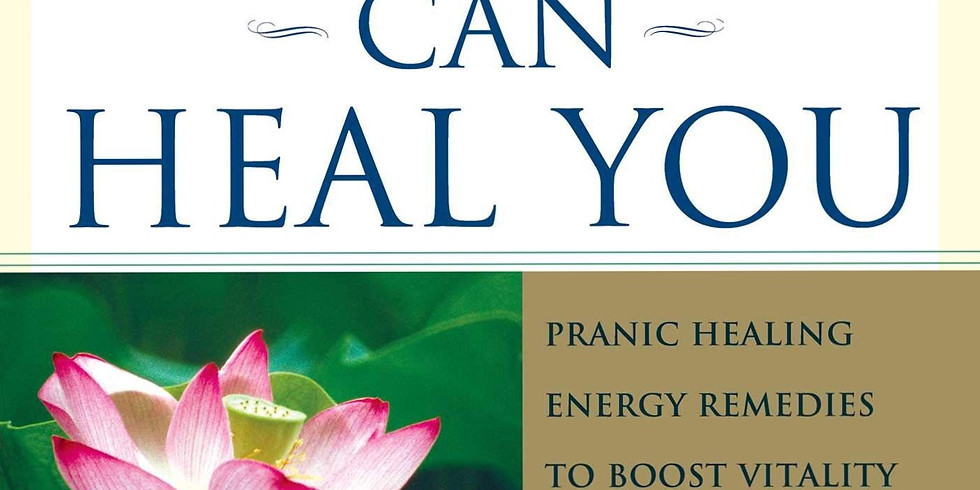 """""""Your Hands Can Heal You"""": Free Self Healing Workshop (2)"""