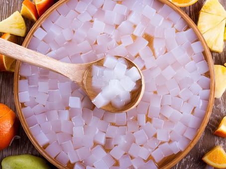 4 Beneficios de la Nata de Coco para la Salud