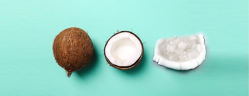 Que son los cristales de nata de coco?
