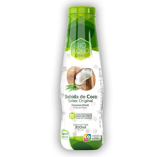 Agua de coco | Bio Koko | Sabor Coco | 300ml