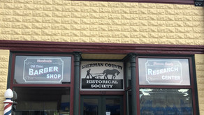 Sherman County Historical Society