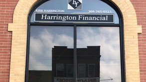 Harrington Financial Inc.