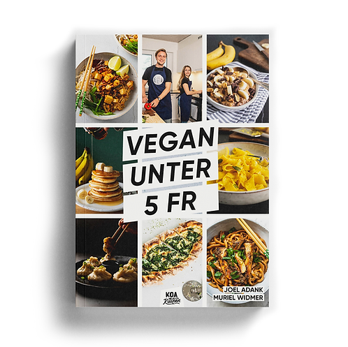 Vegan unter 5 Fr (Mai 2021)