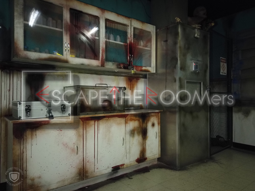 August 8 2019 Extreme Escape Colonnade Quot Undead Quot