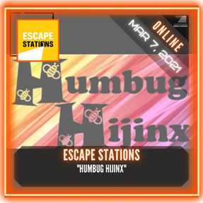 "Escape Stations - ""Humbug Hijinx"""