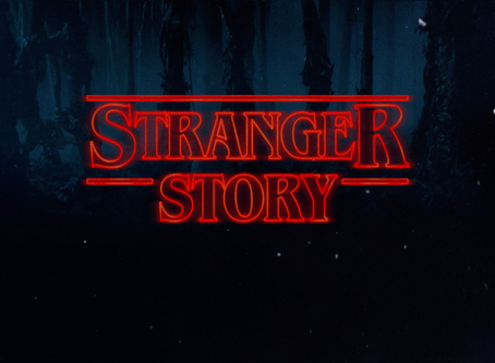 """🗣.    REMOTE:  Brain In A Cage - """"Stranger Story"""""""