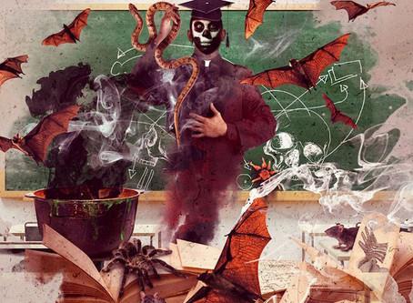 """🗣.    REMOTE:  Exit The Room - """"Voodoo School"""""""