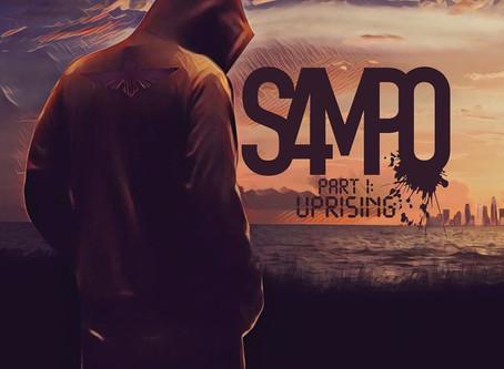 "WayOut Oy - ""S4MP0 - Part 1:  Uprising"""