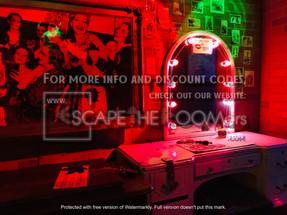 "Captured LV Escape Room - ""The Haunted Theatre"""