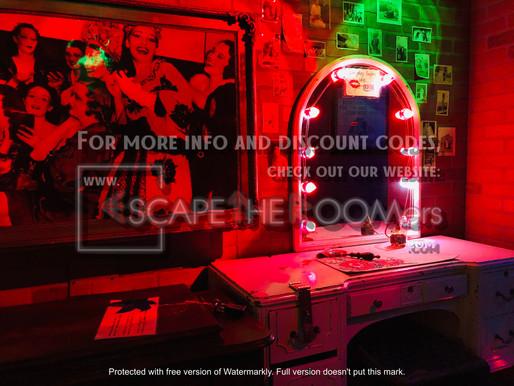 "🚪.    Captured LV Escape Room - ""The Haunted Theatre"""