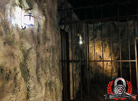 """Trapped!  Escape Room Las Vegas - """"One Eyed Jack"""""""